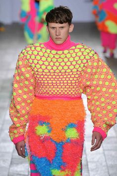 It was then that Tommy realized he was allergic to polyester. #drunkfashion
