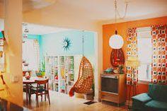 living kleuren retro - Google zoeken