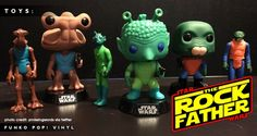 Vintage Kenner-style Star Wars Funko Pop! Vinyls are coming... via @therockfather