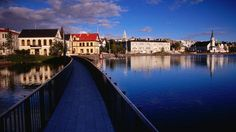 Reykjavik & Tjorn, Iceland -- Lonely Planet feature, says Iceland is one of the best destinations of 2013