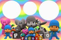 Pocoyo,cartoons for children - Pocoyo Poczilla, Poczilla