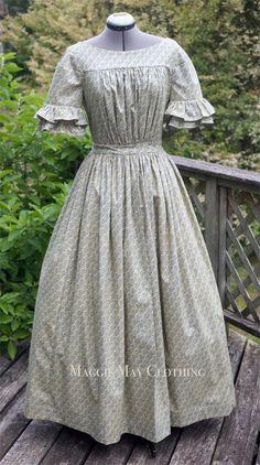 1800s Fashion, 19th Century Fashion, Victorian Fashion, Vintage Fashion, Steampunk Fashion, European Fashion, Fashion Fashion, Korean Fashion, Fashion Jewelry
