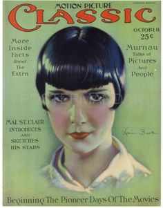 Louise Brooks - Motion Picture Classic
