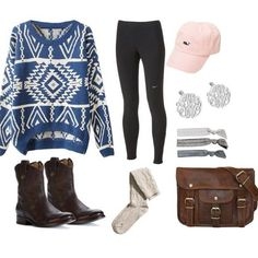 Absolutely adoring this casual fall outfit
