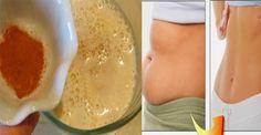 Nueva Salud: La forma correcta de preparar agua de avena con canela para eliminar la grasa abdominal.