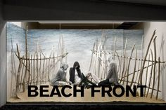 Creative Window Displays: Marc Atlan for James Perse (7 pics) - My Modern Metropolis