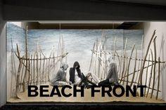 Storefront Window Displays | Creative Window Displays: Marc Atlan for James Perse (7 pics) - My ...