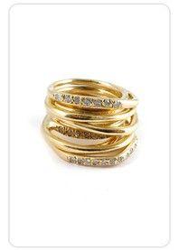 iosselliani stacked rings