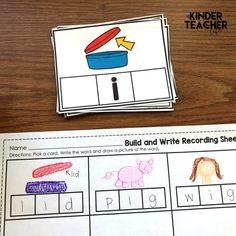 Learning Phonics, Phonics Activities, Learning Letters, Reading Activities, Kindergarten Activities, Guided Reading, Reading Groups, Summer Activities, Preschool