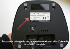 téléphone alcatel