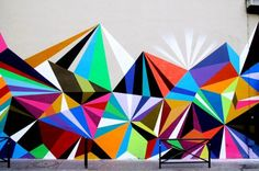 paint, colour, painting, matt w moore, mwm graphics, street art, graffiti, colour, pattern, wall, art, geometric, graffiti, street art, mural
