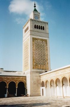 Ezzitouna Mosque, Tunis