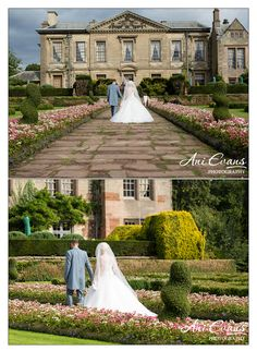 Coombe Abbey Wedding two photographers