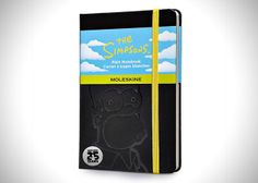 The Simpsons Moleskine Limited Edition