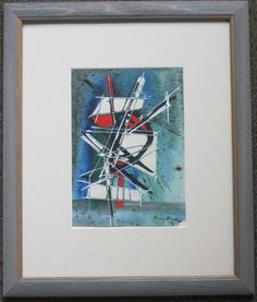 Untitled by Jimmy Ernst 30th Anniversary, Auction, Clock, House, Home Decor, Art, Watch, Art Background, Decoration Home