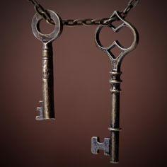 old keys by Enrique Ramos López