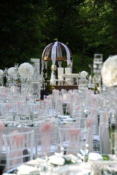 Qubbe Bahçe - İstanbul Kır Düğünü