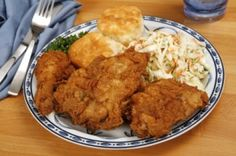 KFC Fried Chicken (don't forget the pressure cooker!)