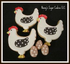 Nanny's Sugar Cookies LLC: What Came First the Chicken or the Egg?