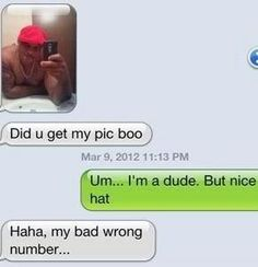 funny Texts From Strangers