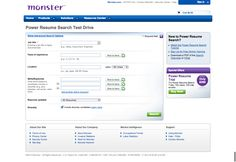 Post Jobs, Resume Search, Recruiting Service, Hiring Solutions, all at Monster.com | http://hiring.monster.com/jcm/resumesearch/resumesearchtestdrive.aspx?intcid=BUY_PP:RTD