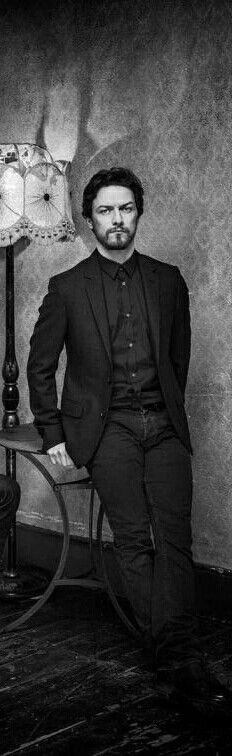 James McAvoy♡♡