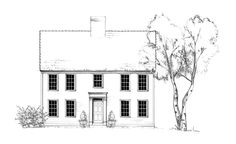 Thomas Latham House (simple classic)