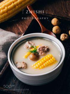 Food Poster Design, Food Design, Nikon D5200, Vegetable Soup With Chicken, Food Gallery, Western Food, Food Photography, Photography Lessons, Photography Business