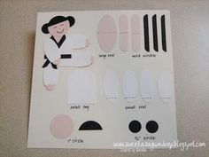 Karate Girl Instructions... by sweet as a gumdrop - Cards and Paper Crafts at Splitcoaststampers