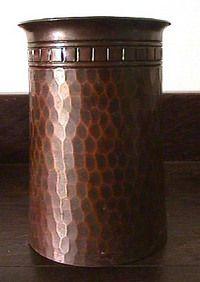 Roycroft copper. Yes, please.