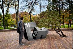Гончаровский парк / Goncharovsky Park on Behance