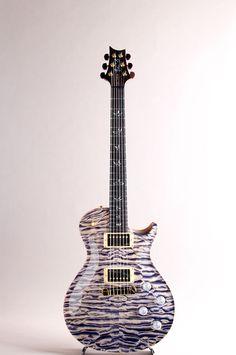 PRS[Paul Reed Smith ポールリードスミス] Private Stock #2542 SC245 Faded Purple 2010 Winter NAMM Show Model|詳細写真