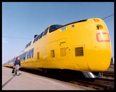 Why no Turbines anymore? Tube Train, Via Rail, Canadian National Railway, Railroad Photography, Train Art, Old Trains, Train Pictures, Train Engines, Rolling Stock