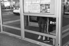 Jukebox, Waiting, White Photography, Monochrome