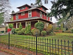 Piedmont grand Craftsman on a double lot