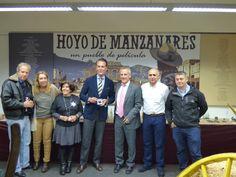 Presentación Un pueblo de cine #hoyodemanzanares