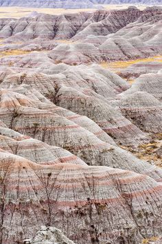 Badlands National Park, South Dakota; photo by Mike Cavaroc