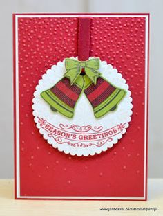Hello, Crafters. This is the card I should have shared with you yesterday. It was inspired by two swaps I received at the Stamp...