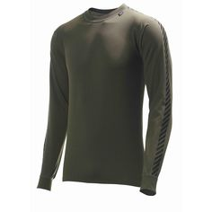 HH®DRY STRIPE CREW - Men - Base layer | Helly Hansen Official Online Store
