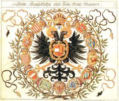 Wappen röm.kaiser - Maxmilián II. Habsburský – Wikipedie
