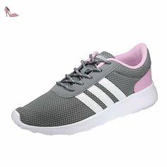 adidas Superstar W, Chaussures de Basketball Femme, Blanc (Ftwwht/Easmin/Ftwwht), 36 EU