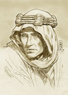 The man from Arabia, RIP....