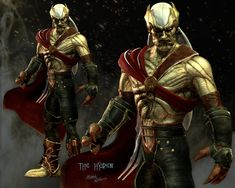 Kain Final Render by TheHylden #LegacyOfKain