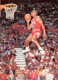 Michael Jordan....the image of the nba...I love him and hate him at the same time.