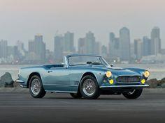 1963 #Maserati Vignale Spyder