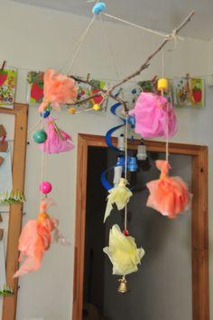 מחדוש שקיות ניילון למובייל פרחים שמח
