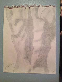 Dos d'un homme Shower, Prints, Drawings, Rain Shower Heads, Showers