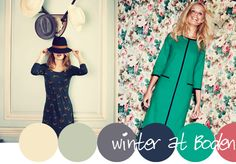 Winter sytling at Boden