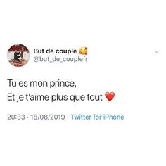 Just Me, Love You, French Quotes, Twitter, Couple Goals, Positivity, Messages, Motivation, Couples