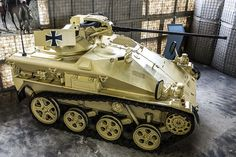"""Wiesel infantry fighting vehicle , - another of , - """" amasingly ... """" - various different types , the Germans produced"""